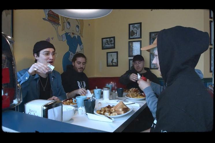 Toronto's Nightwell Eat a 'Bittersweet' Breakfast in New Video