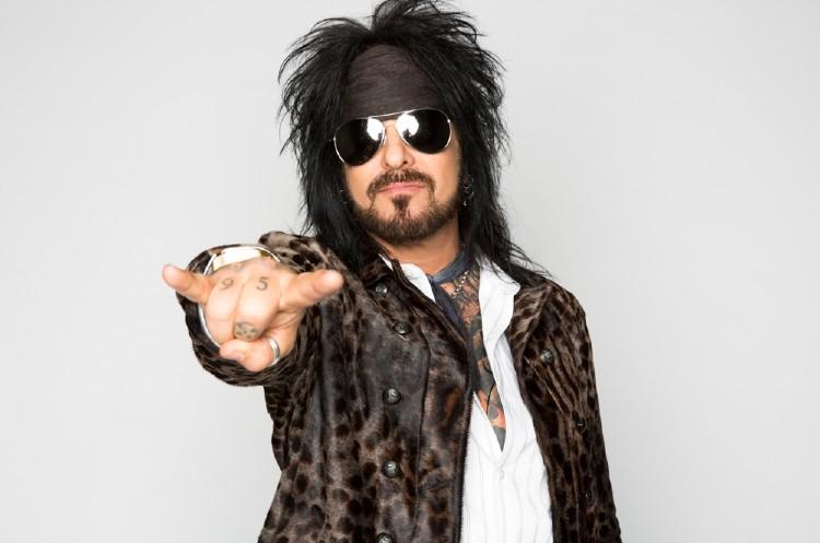 Mötley Crüe's Nikki Sixx Announces New Memoir 'The First 21'