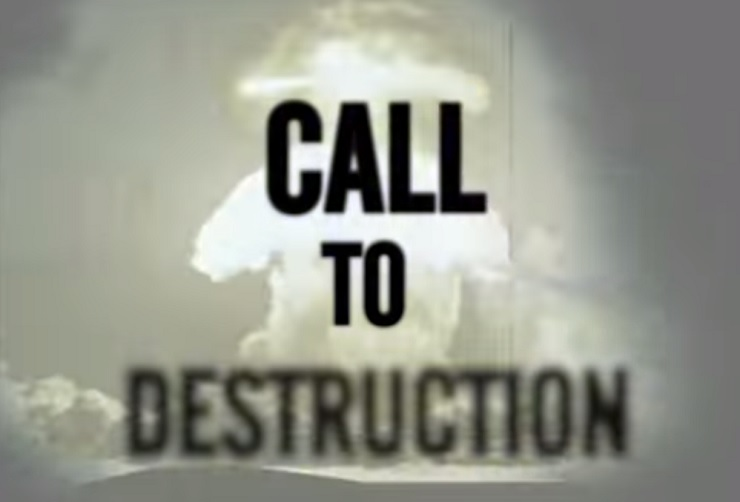 "Nile ""Call to Destruction"" (lyric video)"