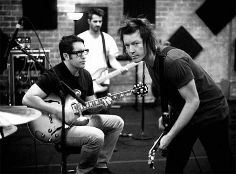 Robin Finck Returns to Nine Inch Nails