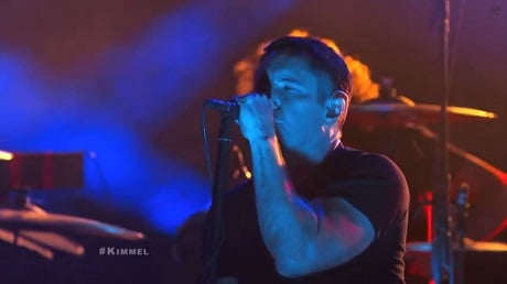 "Nine Inch Nails ""All Time Low"" (live on 'Kimmel')"