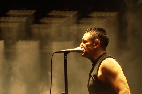 "Nine Inch Nails 'Tension 2013' (concert film) / 'Nine Inch Nails 2013, Pt. 2' (tour doc) / ""Survivalism"" (Director's Cut) (video)"