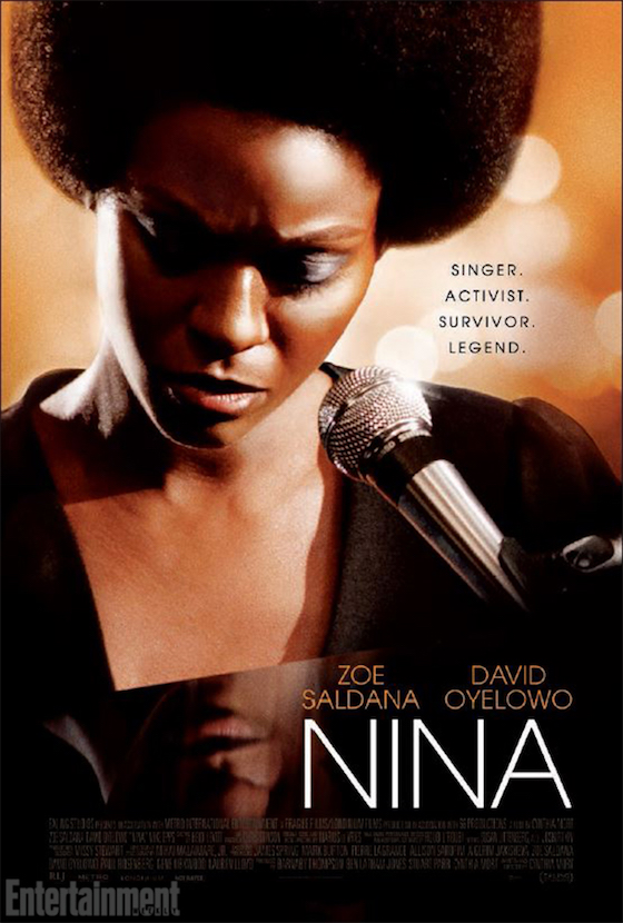Zoe Saldana's Nina Simone Biopic Is Finally Getting Released