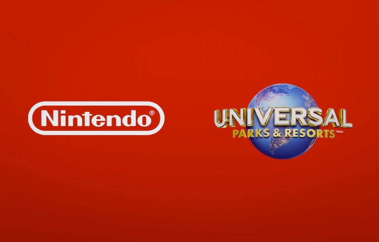 Universal Parks Adding Nintendo-Themed Areas