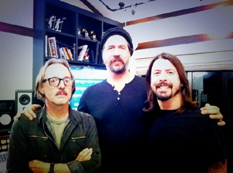 Jon Stewart to Host Nirvana-themed Q&A with Dave Grohl, Krist Novoselic and Butch Vig