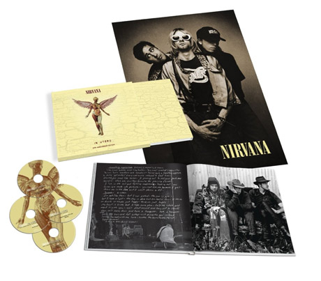Nirvana's 'In Utero' Reissue Detailed