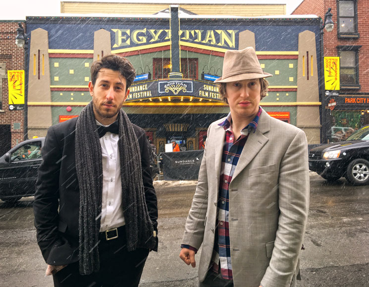 Matt Johnson and Jay McCarrol on Keeping 'nirvanna the band the show' Bad with a Good Budget