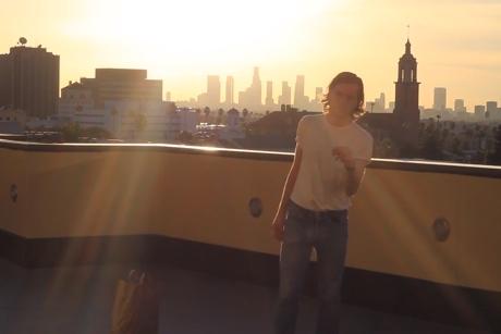 "Nicholas Krgovich ""Along the PCH on Oscar Night"" (video)"