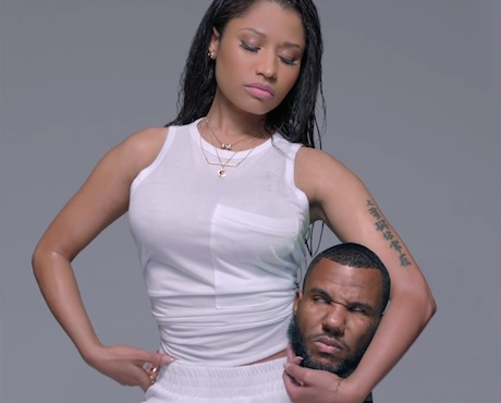 "Nicki Minaj ""Pills N Potions"" (video)"