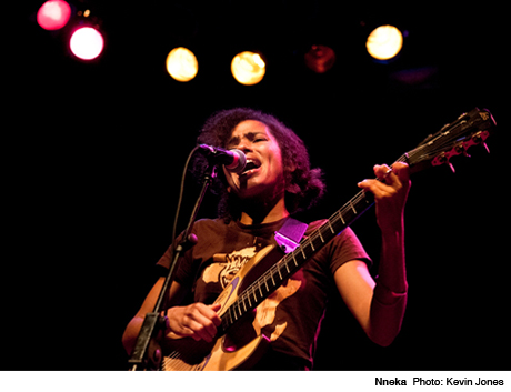 Nneka Mod Club, Toronto ON March 23