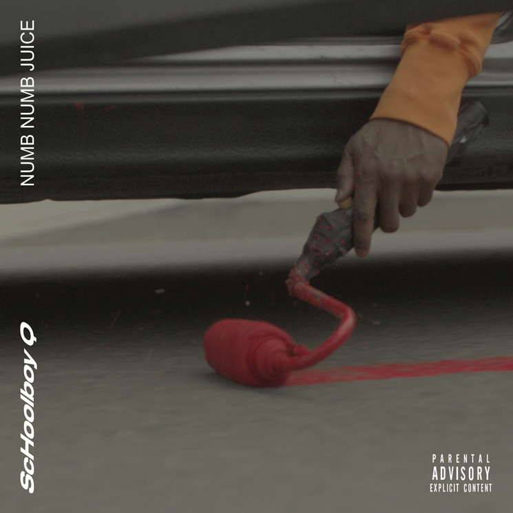 "ScHoolboy Q Returns with New Song ""Numb Numb Juice"""