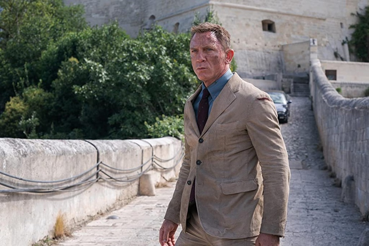 'No Time to Die' Is a Fitting Final Bond Movie for Daniel Craig Directed by Cary Joji Fukunaga