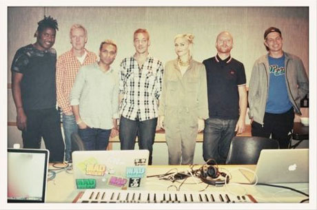 No Doubt Working with Major Lazer