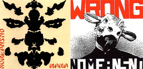 Nomeansno Treat 'Mama' and 'Wrong' to Double-LP Vinyl Reissues
