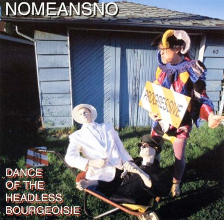 Nomeansno Treat 'Dance of the Headless Bourgeoisie' to Vinyl Reissue, Announce Hanson Brothers Canadian Tour