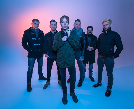 Geoff Rickly's No Devotion Announce North American Tour, Premiere New Video