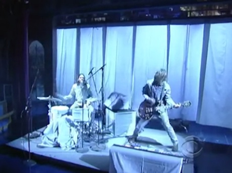 "No Age ""C'mon Stimmung"" (live on 'Letterman')"