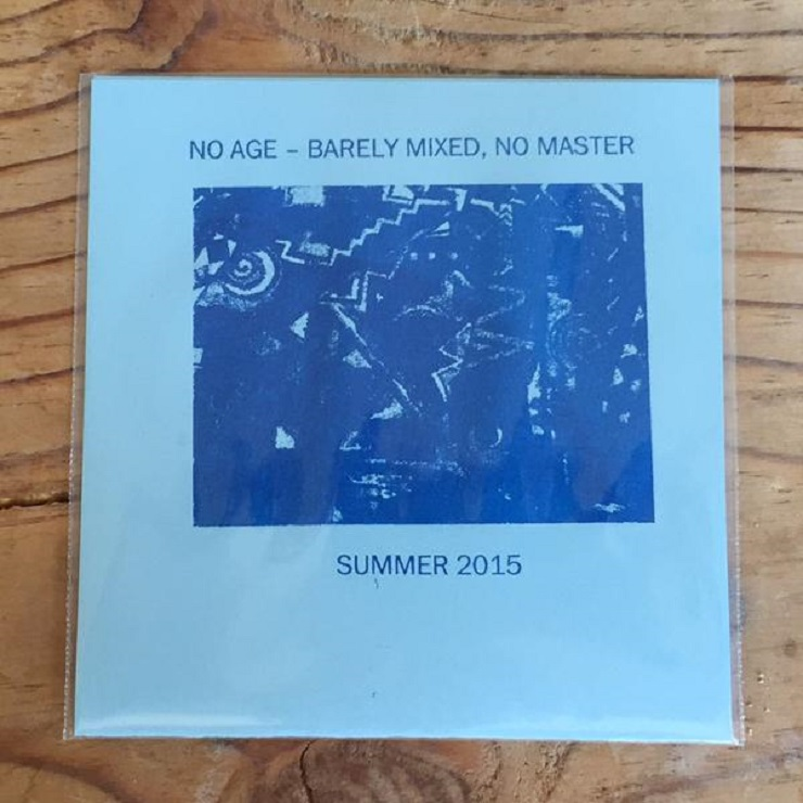 No Age Unveil 'Barely Mixed, No Master' Release
