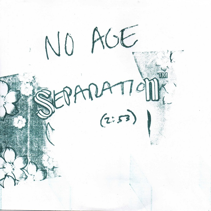 "No Age ""Separation"""
