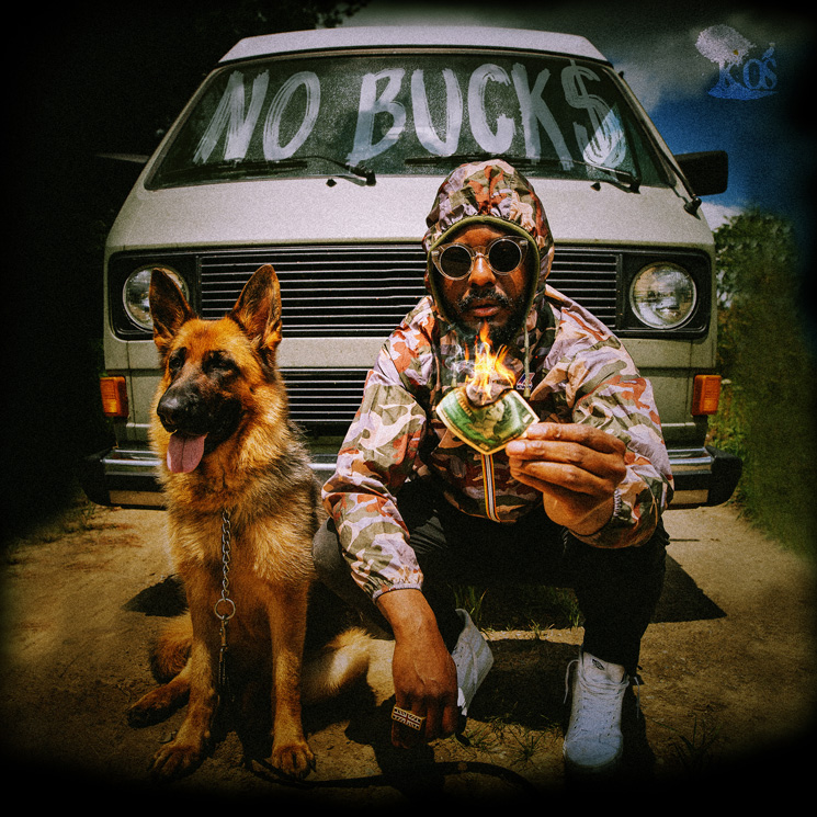 "K-os Returns with New Single ""No Bucks"""