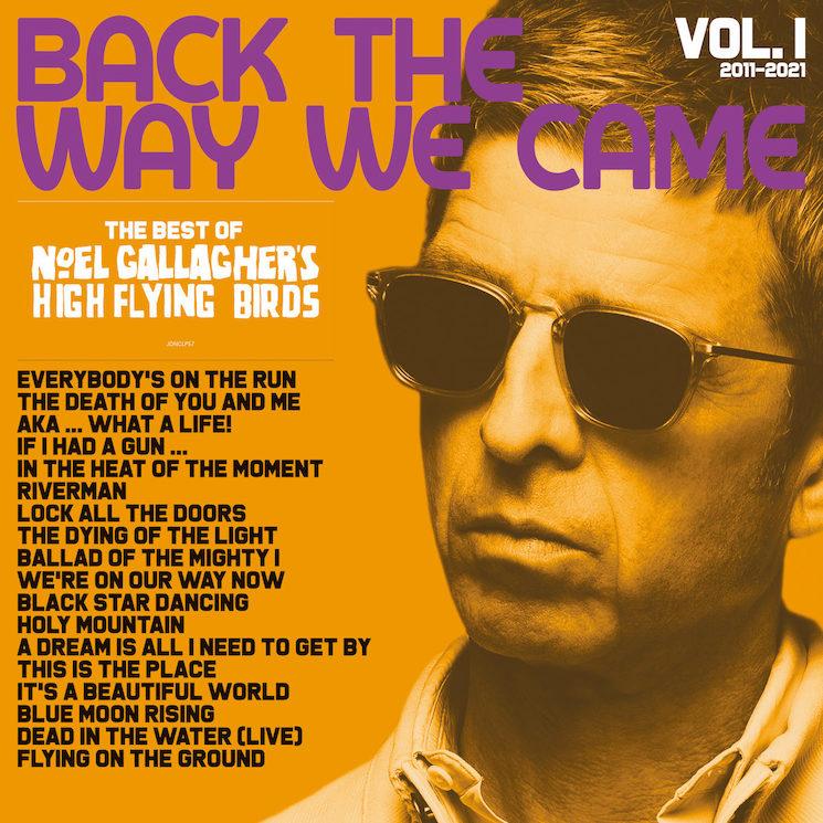 Noel Gallagher's High Flying Birds Ready Triple-Disc Greatest Hits