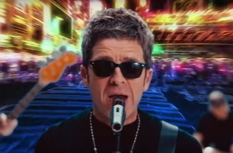 "Noel Gallagher's High Flying Birds Tease New EP with ""This Is the Place"" Video"