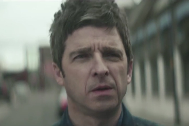 """Noel Gallagher's High Flying Birds """"Ballad of the Mighty I"""" (ft. Johnny Marr) (video)"""
