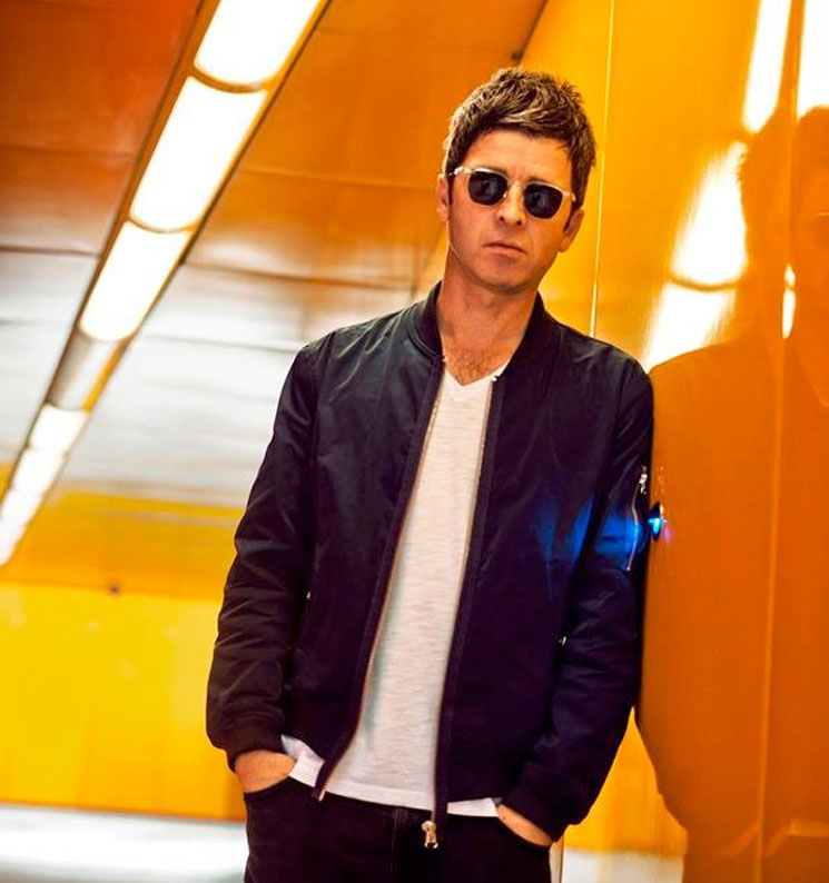 Noel Gallagher Planning Remix Project with Massive Attack, Andy Weatherall