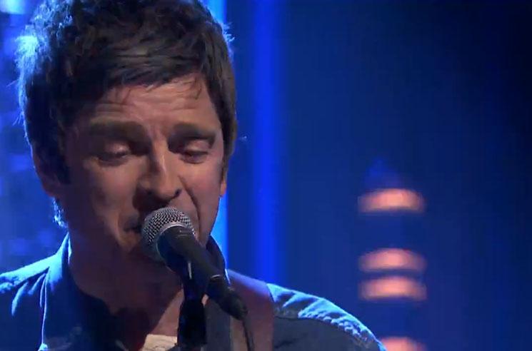 "Noel Gallagher's High Flying Birds ""Lock All the Doors"" (live on 'Fallon')"