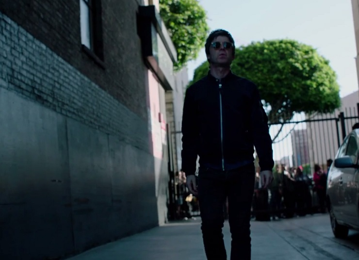 "Noel Gallagher's High Flying Birds ""Lock All the Doors"" (video)"