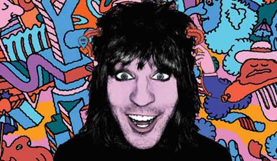 'Mighty Boosh' Star Noel Fielding Plots North American Tour
