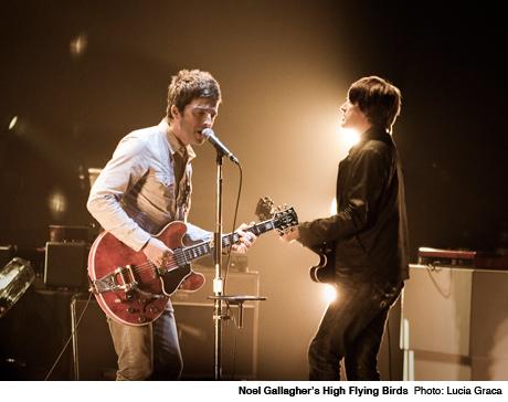 Noel Gallagher's High Flying Birds Massey Hall, Toronto ON November 7