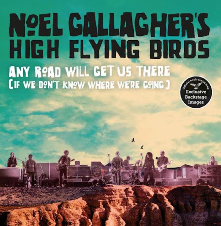 Noel Gallagher Goes Behind the Scenes of 'Who Built the Moon?' in New Book