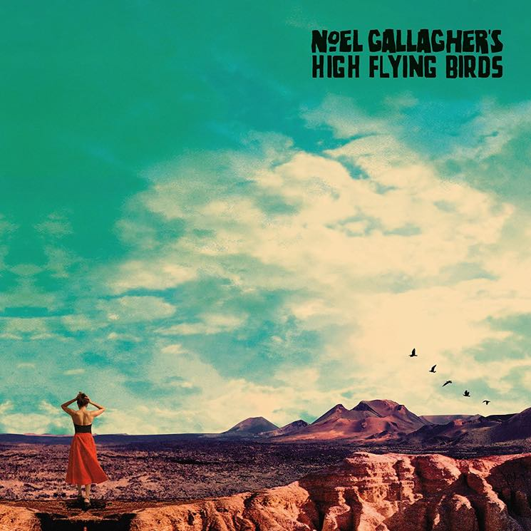 ​Noel Gallagher's High Flying Birds Announce 'Who Built the Moon?' LP
