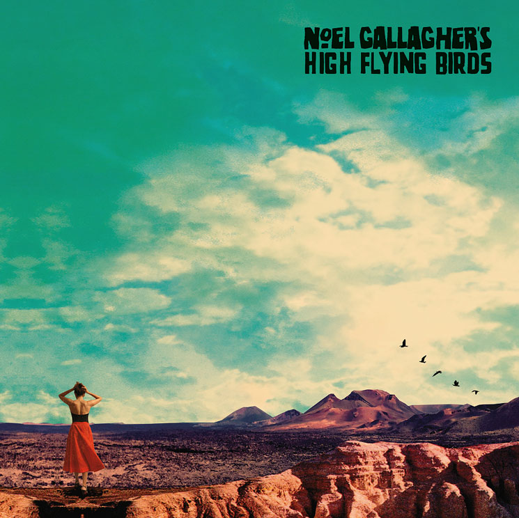 Noel Gallagher's High Flying Birds 'Who Built the Moon?' (album stream)