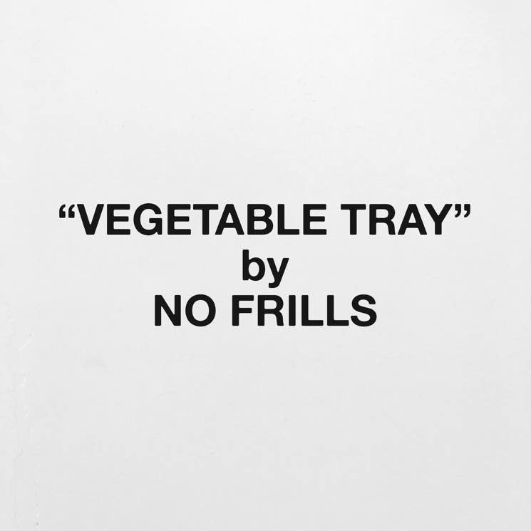 No Frills 'Vegetable Tray'
