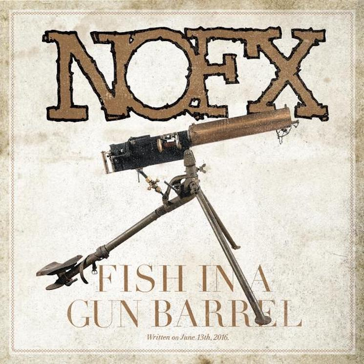 NOFX Just Dropped a Ska Song About American Gun Violence
