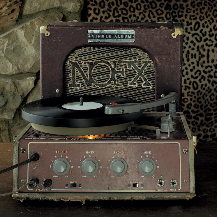 NOFX Push the Boundaries of Their Sound with 'Single Album'