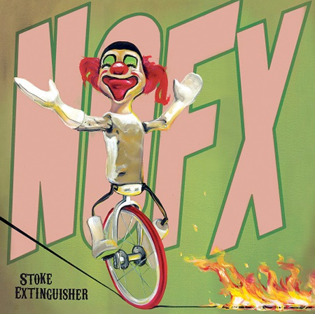 NOFX Announce New 'Stoke Extinguisher' EP