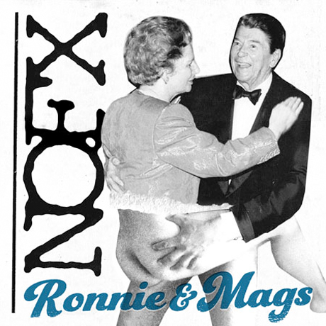 NOFX Announce 'Ronnie & Mags' 7-Inch in the Lead-up to New Album