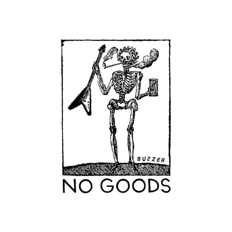 No Goods 'Buzzer' (album stream)