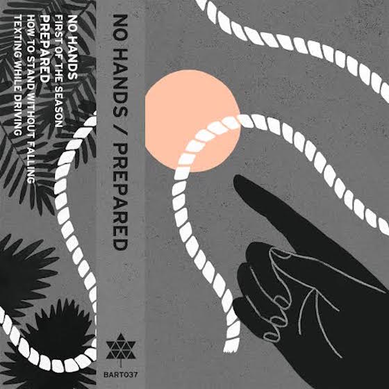 Prepared / No Hands Split Tape (EP stream)