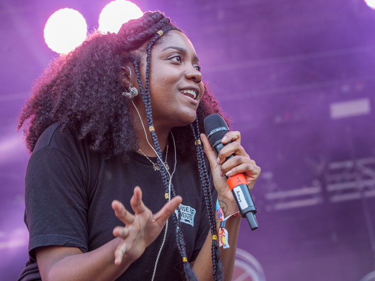 Noname Reignites J. Cole Feud, Says 'I'm Nobody's Leader'
