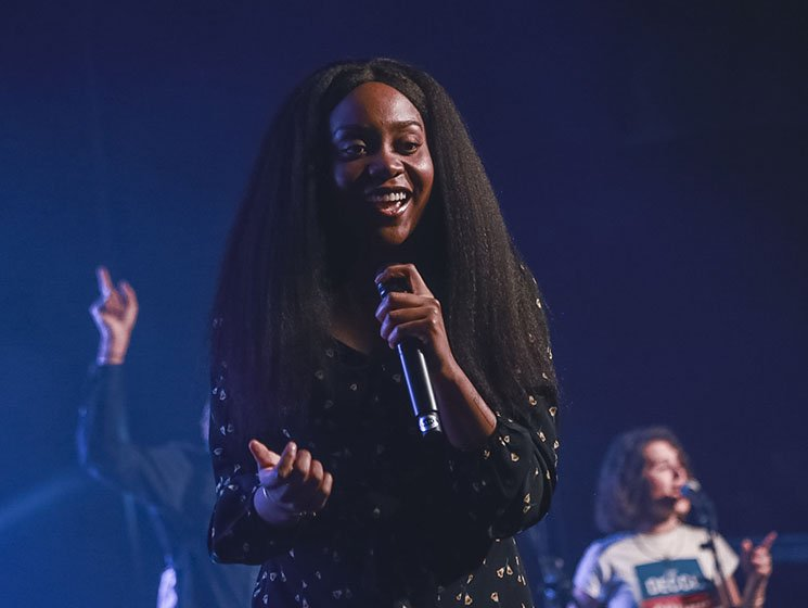 Noname / Elton Commodore Ballroom, Vancouver BC, March 12