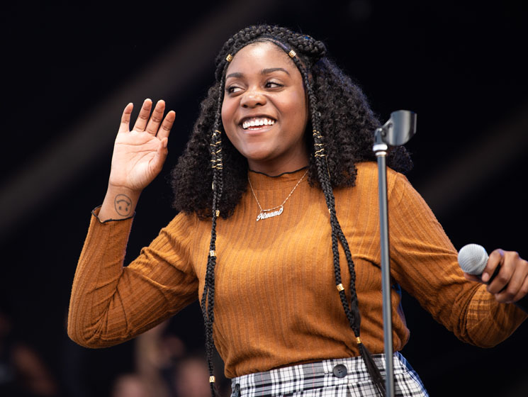 Noname RBC Bluesfest, Ottawa ON, July 12