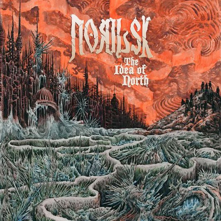 Norilsk Unveil 'The Idea of North' LP