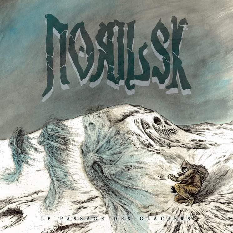 Norilsk Le passage des glaciers