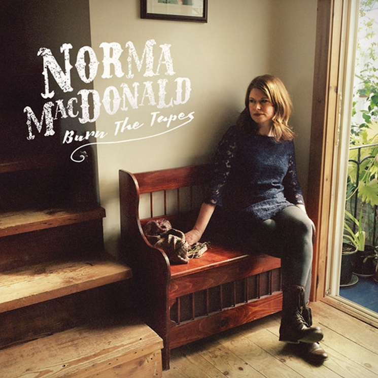 Norma MacDonald 'Burn the Tapes' (album stream)