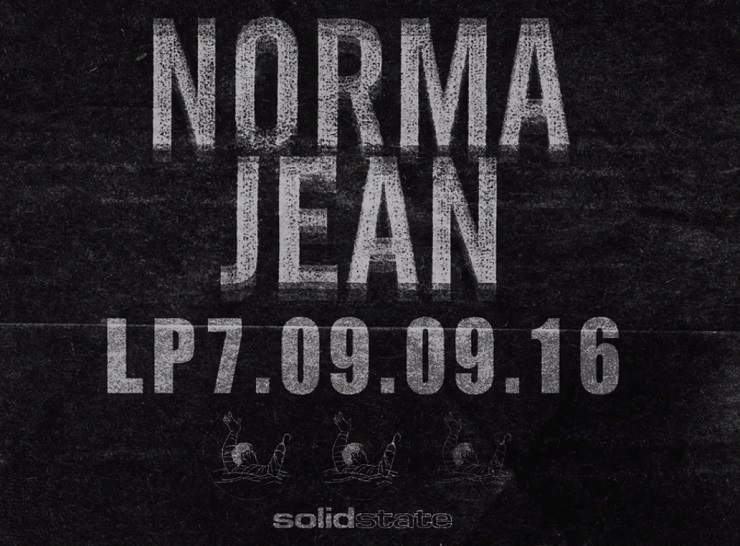 Norma Jean Announce New Album