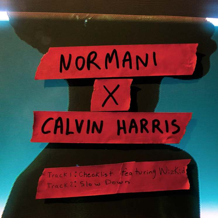 "​Normani Gets Calvin Harris for ""Checklist"" and ""Slow Down"""